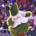 The Phillie Phanatic is Being Sued for Personal Injury?!